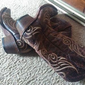 Circle G Cowboy boots